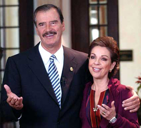 El Vaticano anula el matrimonio católico de Vicente Fox